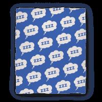 ZZZ Nap Blanket