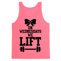 On Wednesdays We Lift