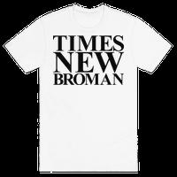 Times New Broman