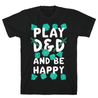 Play D&D And Be Happy
