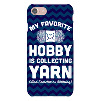 My Favorite Hobby Is Collecting Yarn
