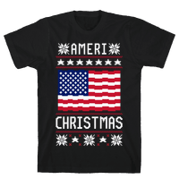 Ameri' Christmas Ugly Sweater
