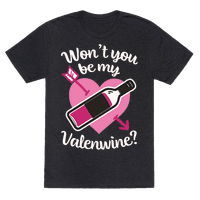 Won't You Be My Valenewine?