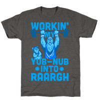 Working my Yub-Nub Into RAARGH