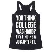 You Think College Was Hard?