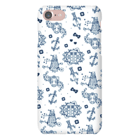 Doctor Who Pattern Toile