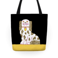 Rich Pup Tote