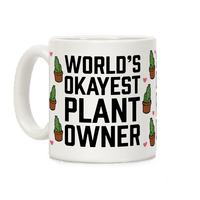 World's Okayest Plant Owner