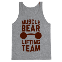 Musclebear Lifting Team
