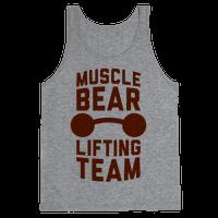Musclebear Lifting Team