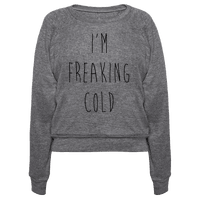 I'm Freaking Cold Pullover