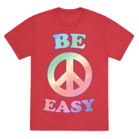 Be Easy (Peace Sign)