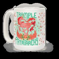 Trample The Patriarchy Mug