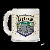 House Cats Litterin' Mug