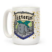 House Cats Litterin' Mug
