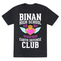 Binan High School Earth Defense Club (Pink)