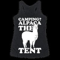 Camping? Alpaca The Tent
