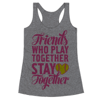 Friends Who Play Together