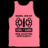 Wanna Join My Girl Gang
