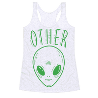 Other Alien Racerback