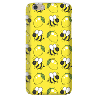 Lemon and Bee Phonecase