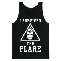 I Survived The Flare
