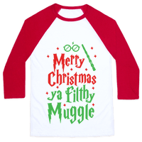 Merry Christmas Ya Filthy Muggle
