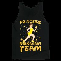 Princess Running Team (yellow)