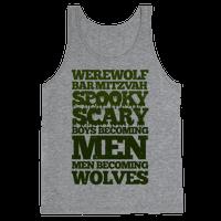 Werewolf Bar Mitzvah