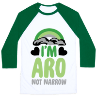 I'm Aro Not Narrow