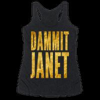 Dammit Janet
