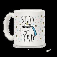 Stay Rad Unicorn