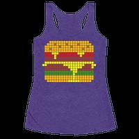 8-Bit Burger