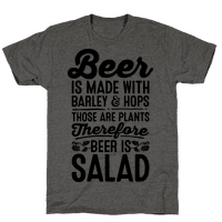 Beer is Salad