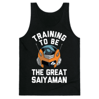 Training To Be The Great Saiyaman