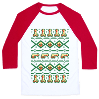 Dicks and Butts Ugly Sweater Pattern