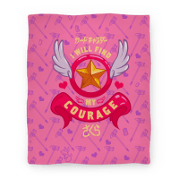 Cardcaptor Sakura: I Will Find My Courage Blanket
