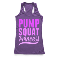 Pump Squat Princess