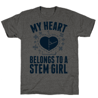 My Heart Belongs to a STEM Girl
