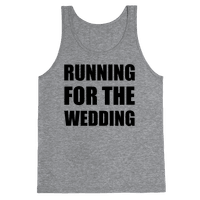 Running For The Wedding