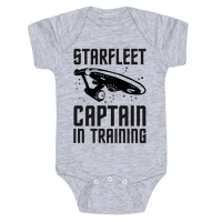 Starfleet Captain In Training