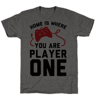 Home Is Where You Are Player One