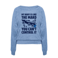 My Body Is Like the Mako