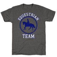 Equestrian Team (Blue)