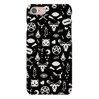 Cute Occult Pattern Phonecase