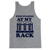 Stop Staring at My Rack