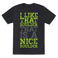 I Like That Boulder
