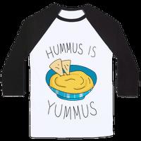 Hummus Is Yummus