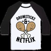 Drumsticks And Netflix