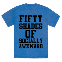 Fifty Shades of Socially Awkward